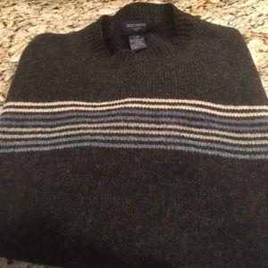 Dockers Crewneck Wool Sweater